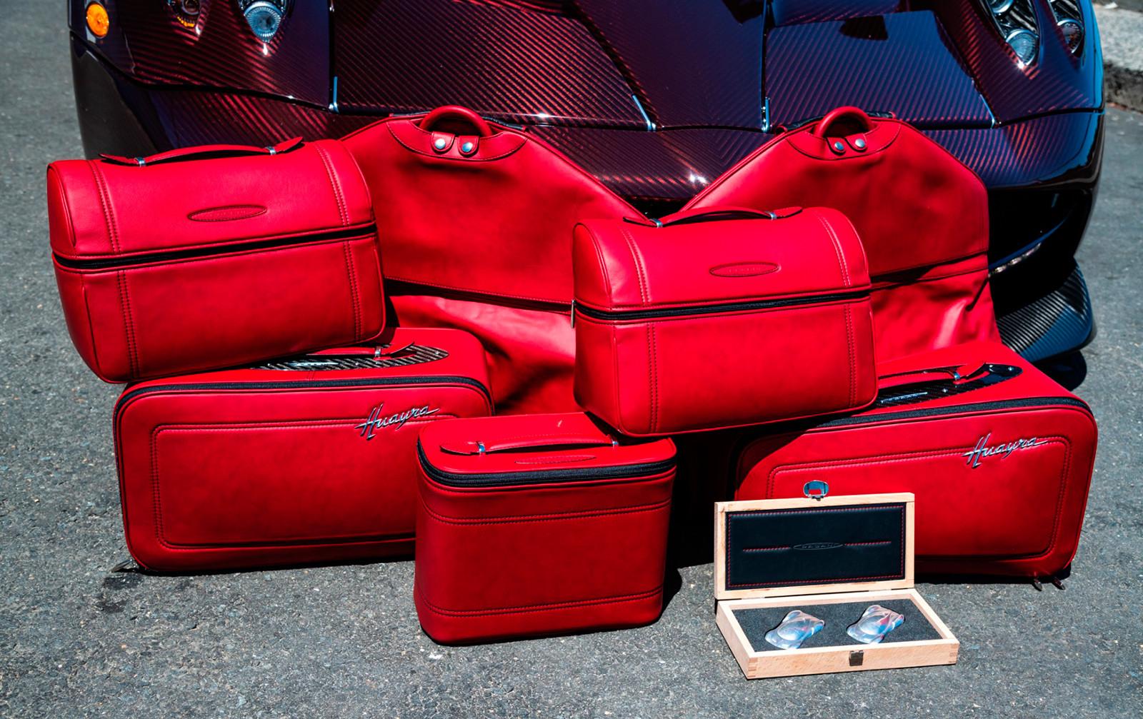 Foto de A la venta este Pagani Huayra Coupé con poco más de 1.200 km (14/21)
