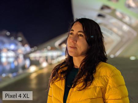 Pixel 4 Xl Retrato Noche
