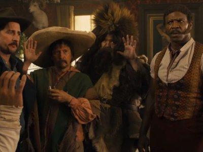 'The Ridiculous 6', tráiler del (tontísimo) western de Adam Sandler para Netflix