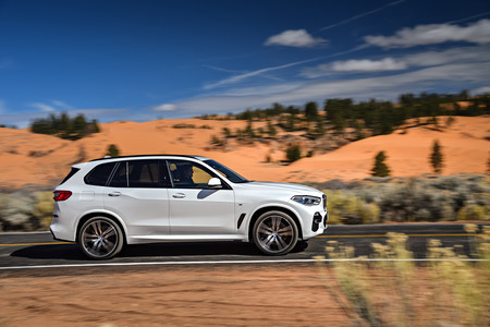 BMW X5 2019 lateral