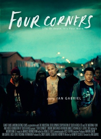 'Four Corners', tráiler y cartel de la aspirante sudafricana al Oscar