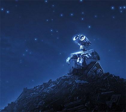 Nueva foto de 'Wall-E', lo nuevo de Pixar