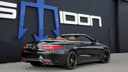 Mercedes-AMG S63 Cabriolet Posaidon