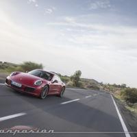 Probamos en Tenerife el Porsche 911 Carrera 2016 para ver qué tal le sienta el turbo