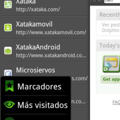 Foto 16 de 21 de la galería dolphin-browser-hd en Xataka Android