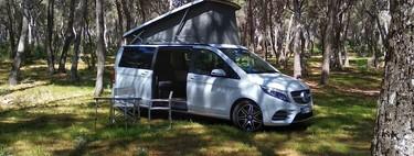 Probamos las nuevas Mercedes-Benz Clase V y Mercedes-Benz Marco Polo: cuando un lavado de cara se aprecia al conducir