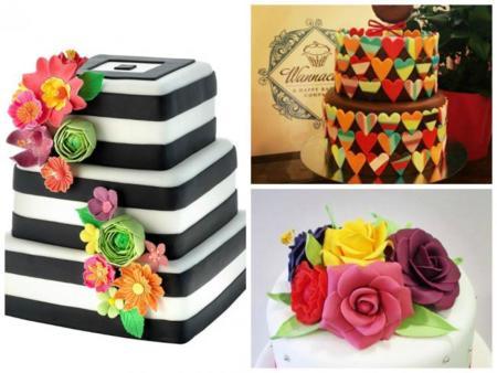 Cuatro lugares para llevarte una tarta de boda espectacular