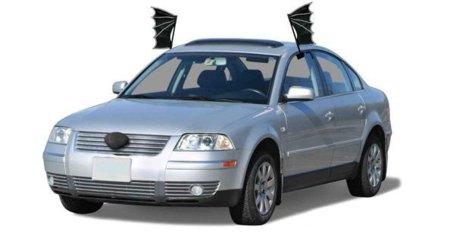 Halloween 2010: un disfraz para tu coche