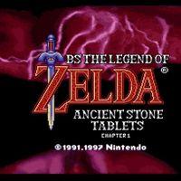 Casi 20 años después podemos jugar The Legend of Zelda: Ancient Stone Tablets