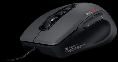 Roccat Kone Pure es ahora más pequeño y con sensor óptico