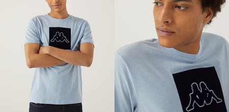 T Shirt Logo Kappa 2