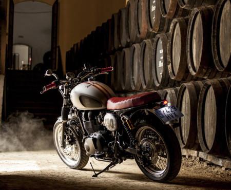 COOL Motorcycles, el toque retro de Triumph desde Cádiz