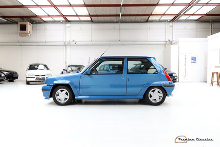 Renault 5 GT Turbo, a la venta