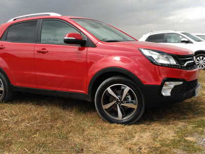 Primer contacto con el renovado SsangYong Korando: un SUV que conviene tener en cuenta
