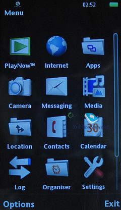Foto de Sony Ericsson Kurara, software (4/18)