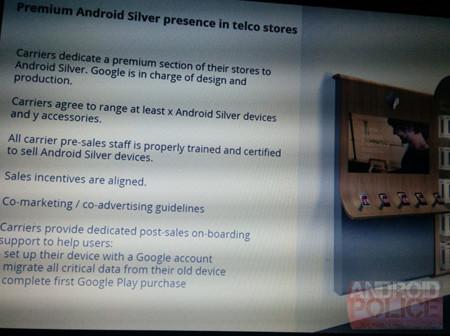 Android Silver, el programa de soporte premium que Google tiene en mente para usuarios Android