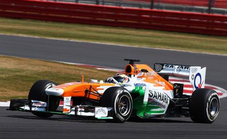 James Calado, nuevo tercer piloto de Force India, se subirá al coche en los entrenamientos libres en Monza