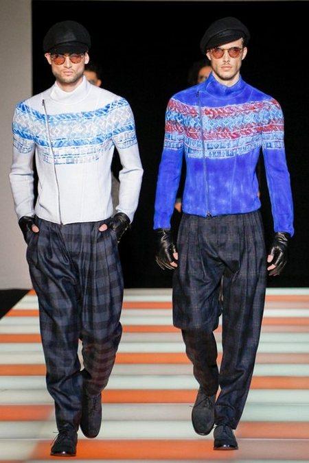 tendencias pasarela otoño 2012