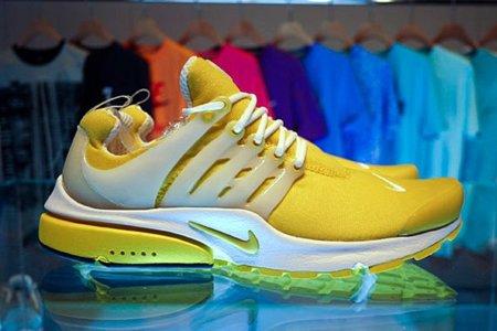 Nike Air Presto, la nueva generación de zapatillas