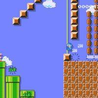 Recrean los niveles de Megaman en Super Mario Maker