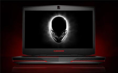 Nuevos portátiles de Alienware: más gruesos, pero también más potentes