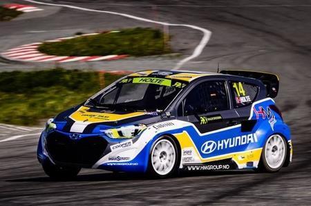 Thierry Neuville quiere debutar este año en el Mundial de RallyCross