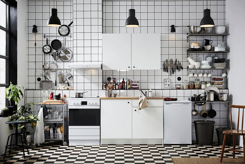 Cat logo ikea 2018 novedades para la cocina for Cocinas hergom catalogo