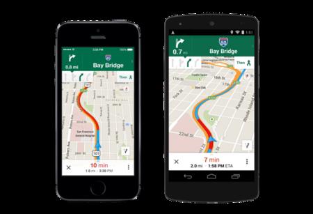 Llega Google Maps 8.0, con mejoras en los mapas sin conexión y nuevos filtros