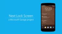Next Lock Screen 2.0, ahora en español y con bloqueo de seguridad por patrón y PIN