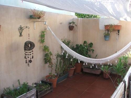 Ens anos tu casa la casa de leda ii - Como decorar un patio ...