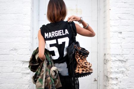 Camiseta diseñadores - Margiela
