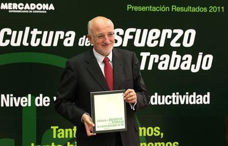 Juan Roig repasa la actualidad económica en unas polémicas declaraciones