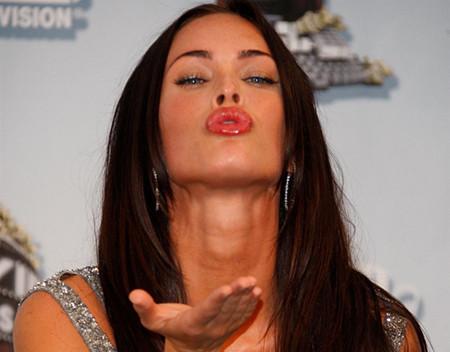 Boquitas de piñón: Megan Fox