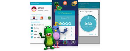 Apps Kidsmode Children Visual Pc