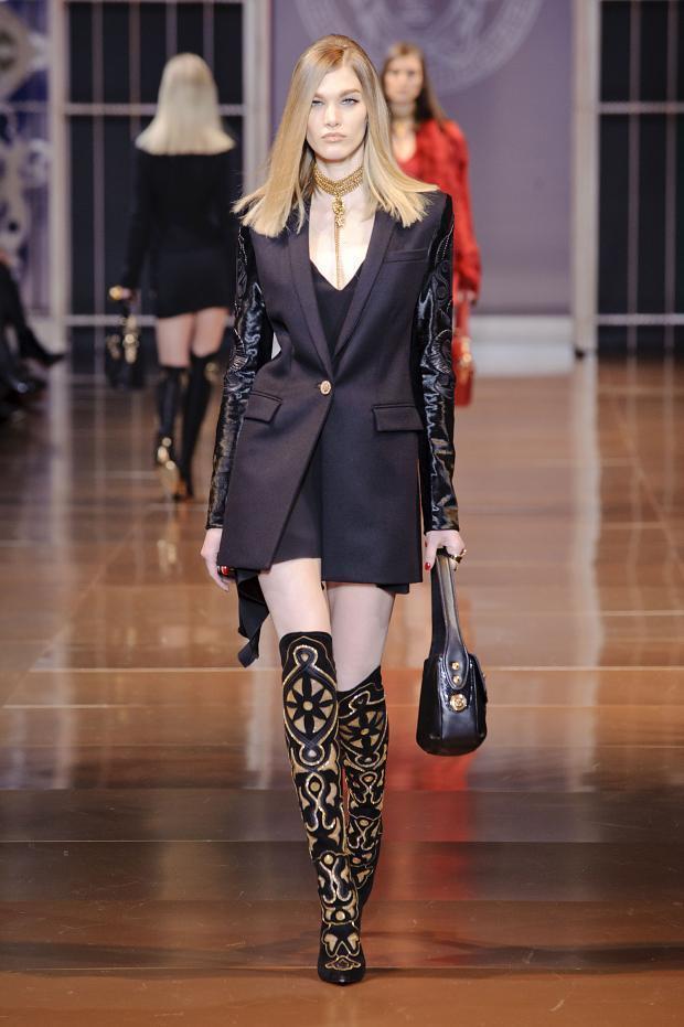 Foto de Versace colección Otoño-Invierno 2014/2015 (22/50)