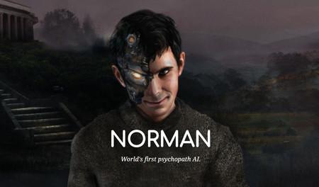 """Conozcan a 'Norman', la primera inteligencia artificial entrenada para """"pensar"""" como un psicópata"""