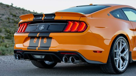 Shelby Mustang Gt S Sixt 2019 10