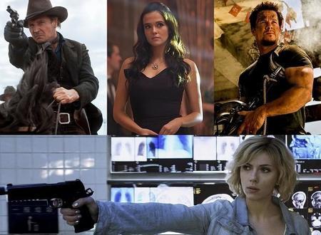 Las 7 peores películas del verano de 2014