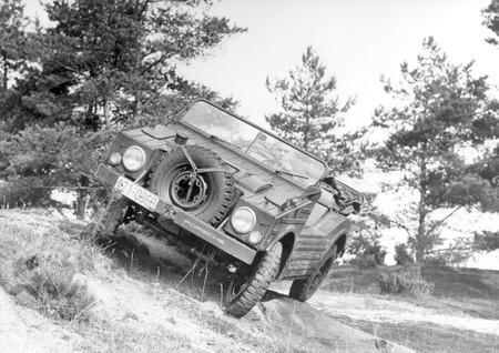Porsche type 597 Jagdwagen off road