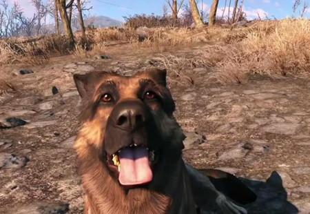 ¡Que no ha habido evolución grafica! Mira la comparación de Fallout 3 vs Fallout 4