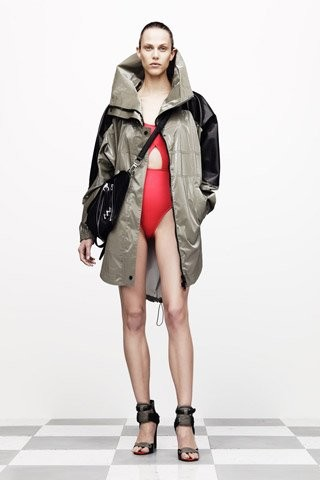 Alexander Wang Resort 2012: moda sport chic elevada al cubo