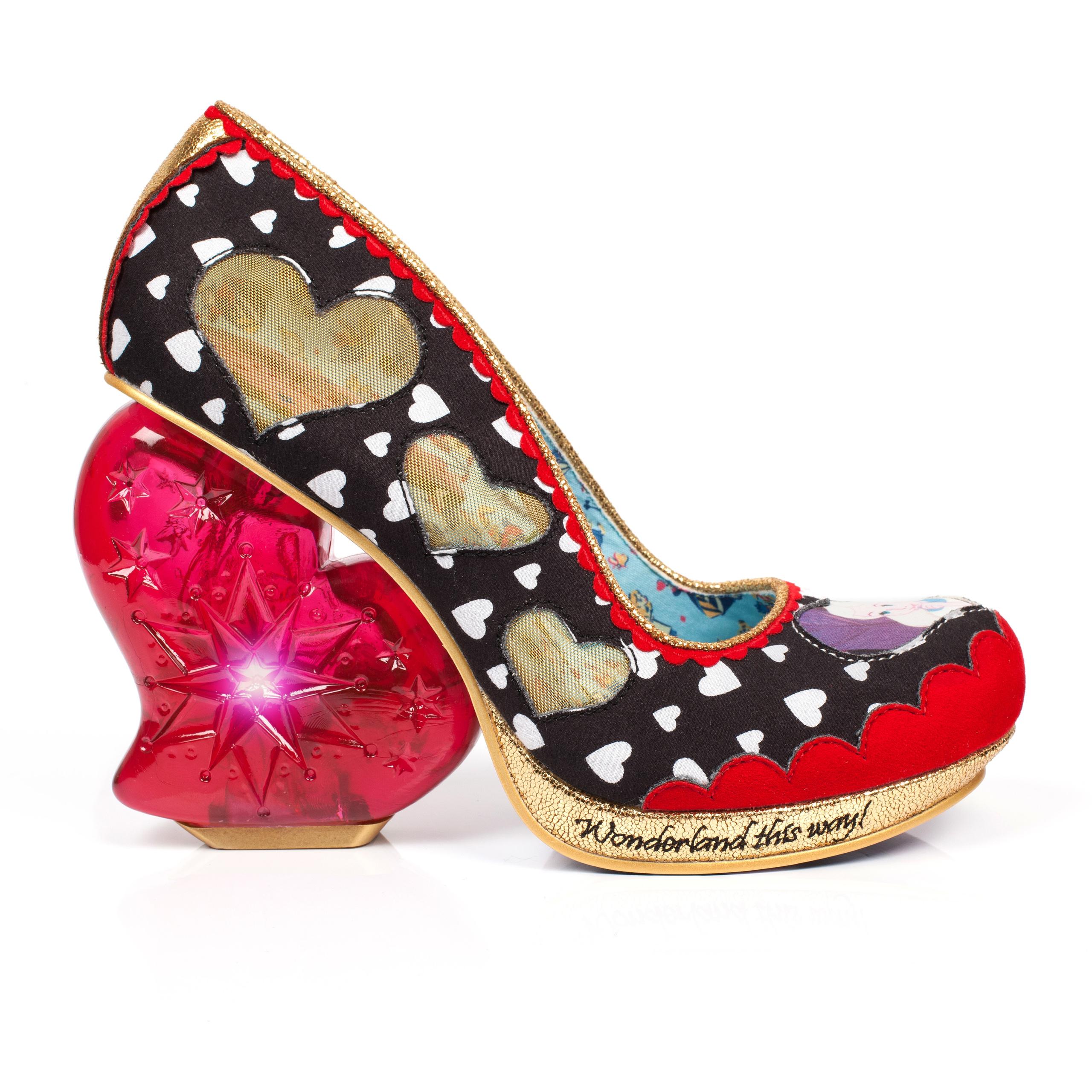 Foto de Zapatos Alicia en el País de las Maravillas (31/88)