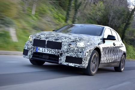 BMW Serie 1 2020 camuflado