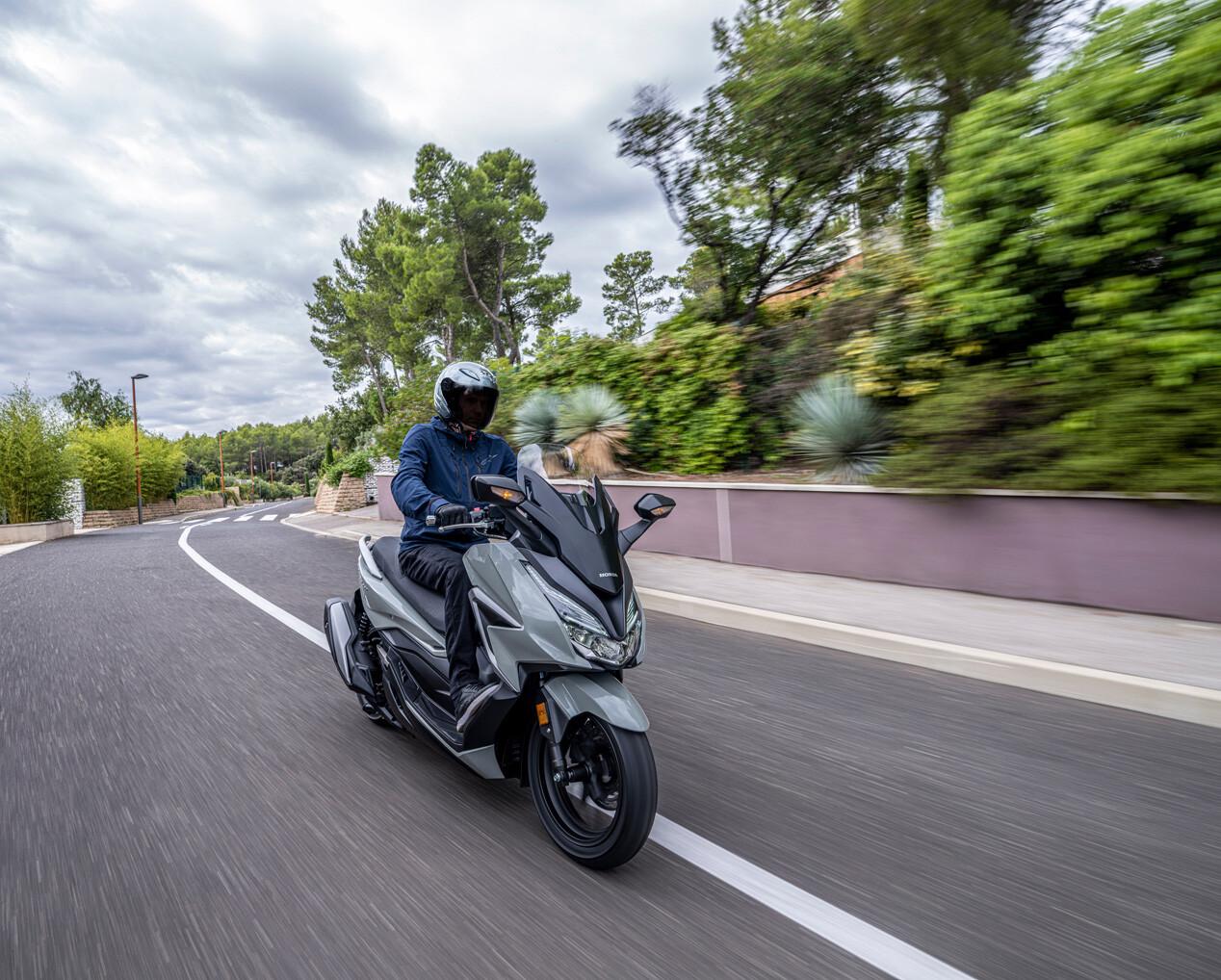 Foto de Honda Forza 350 2021 (3/11)