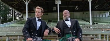 'Men in Kilts': los protagonistas de 'Outlander' recorren Escocia en un ameno documental de viajes en Movistar+