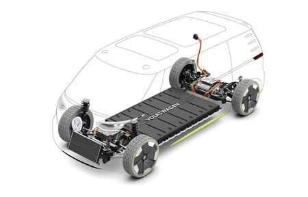 Volkswagen penuria baterías coche eléctrico