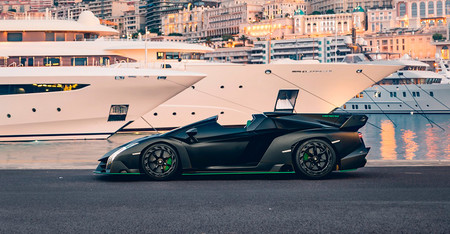 Lamborghini Veneno Roadster (2015), a subasta por RM Sotheby