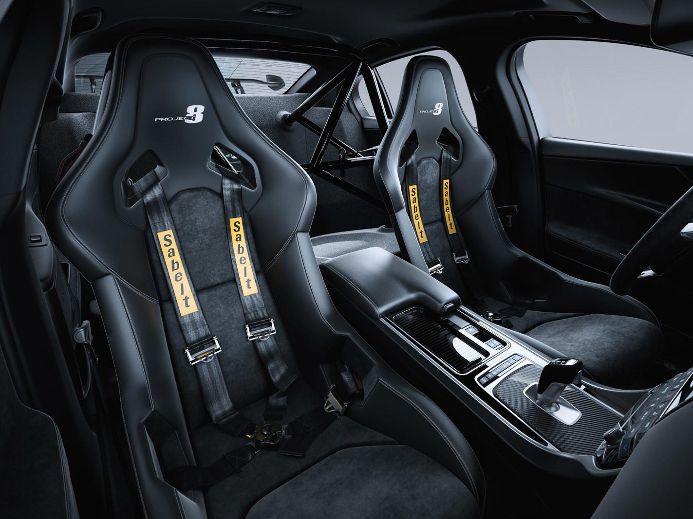 Foto de Jaguar XE SV Project 8 (11/12)