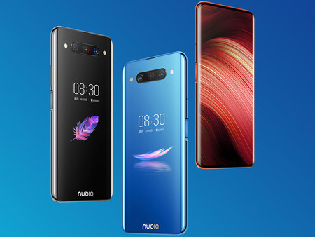 Nubia Z20: la doble pantalla como alternativa al notch, ahora con Snapdragon 855 Plus