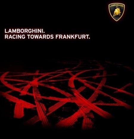 Lamborghini desvelará en Fráncfort un nuevo modelo